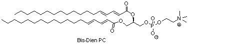 双十八烷二烯酰磷脂酰胆碱
