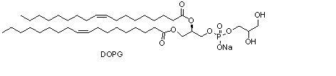 1,2-二油酰基-sn-甘油-3-磷酰-rac-(1-甘油) 钠盐(DOPG)