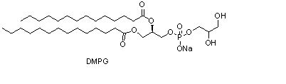 二肉豆蔻酰磷脂酰甘油钠盐(DMPG)