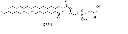 1,2-棕榈酰磷脂酰甘油钠盐(DPPG)