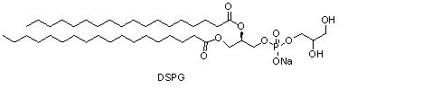 二硬脂酰磷脂酰甘油钠盐(DSPG)