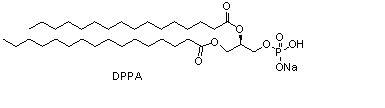 二棕榈酰磷脂酸钠盐(DPPA)