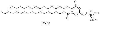 二硬脂酰磷脂酸钠盐(DSPA)