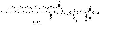 二肉豆蔻酰基磷脂酰丝氨酸钠(DMPS)