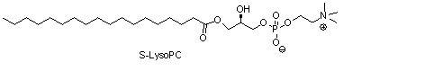 硬酯酰溶血卵磷脂(S-lysoPC)