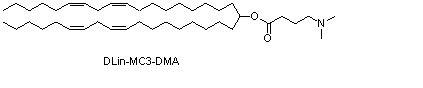 4-(N,N-二甲基氨基)丁酸(二亚油基)甲酯