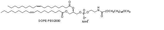 二油酰基磷脂酰乙醇胺-聚乙二醇2000