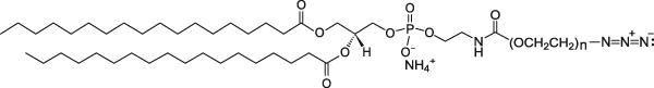 二硬酯酰磷脂酰乙醇胺-聚乙二醇2000-叠氮