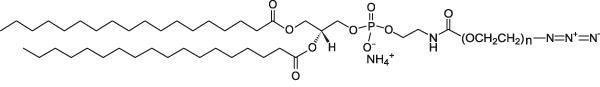 二硬酯酰磷脂酰乙醇胺-聚乙二醇5000-叠氮