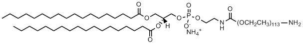 二硬酯酰乙醇胺-聚乙二醇5000-胺