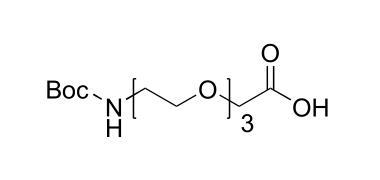 N-叔丁氧羰基-三乙二醇-乙酸