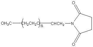 甲氧基聚乙二醇马来酰亚胺