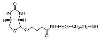 生物素-聚乙二醇-巯基